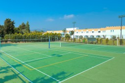 Tennis & Volleyball Courts